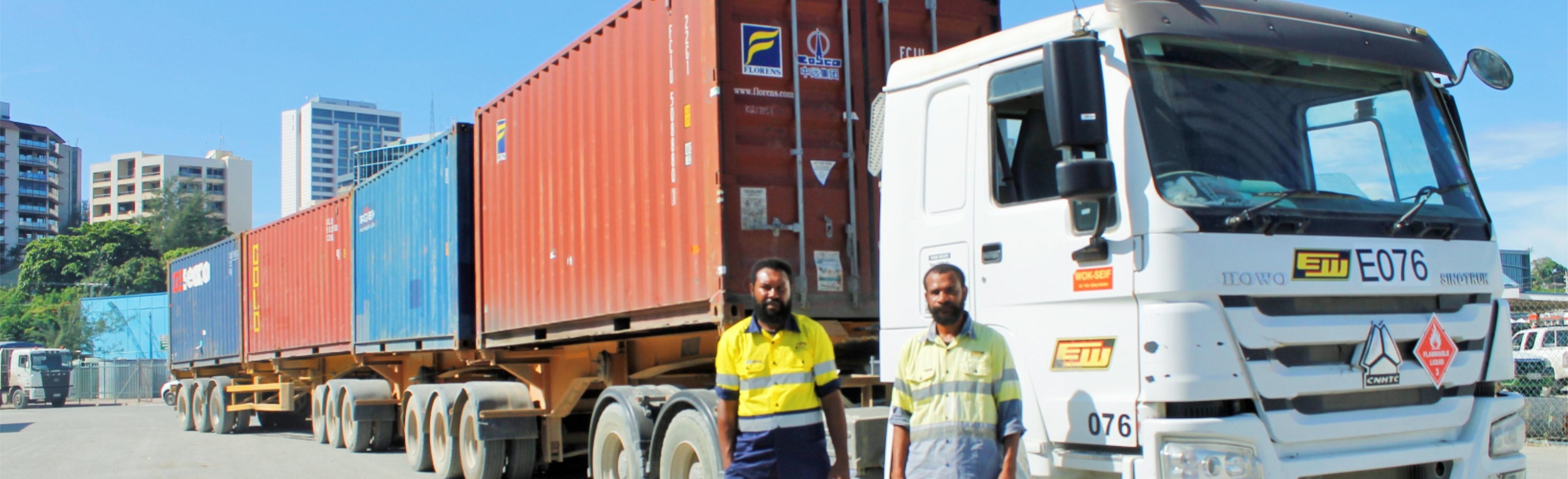 East West Transport & Port Services
